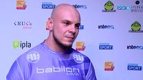 Maciej Smokowski przed Babilon MMA 18 (POLSAT SPORT). Wideo