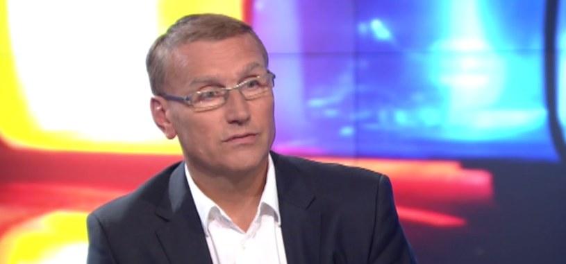 Maciej Stachowiak, ojciec Igora /TVN24