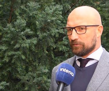 Maciej Stolarczyk dla Interii: Już wpadł mi ktoś w oko. Wideo