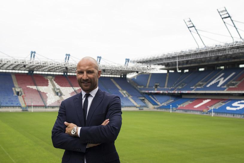 Maciej Stolarczyk, trener Wisły Kraków /ANDRZEJ BANAS /East News