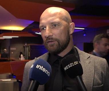 Maciej Stolarczyk (Wisła Kraków) podsumował sezon. Wideo