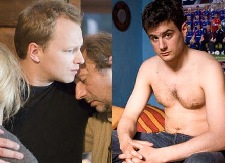"""Maciej Stuhr (""""333 sceny z życia"""") i antoni pawlicki (""""Drzazgi"""") byli nominowani już w ubiegłym roku /materiały dystrybutora"""