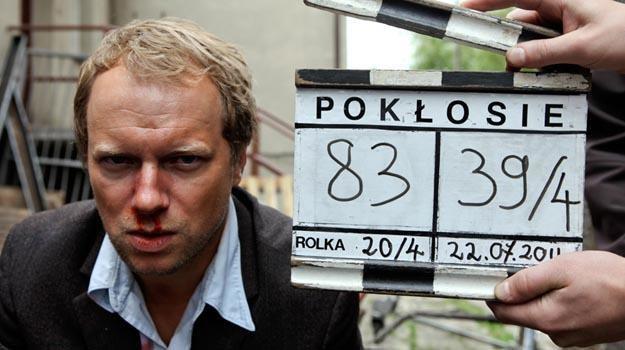 """Maciej Stuhr był ofiarą internetowego """"hejtu"""" po premierze """"Pokłosia"""" /materiały dystrybutora"""
