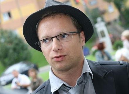 Maciej Stuhr/fot. Michał Nicol /MWMedia