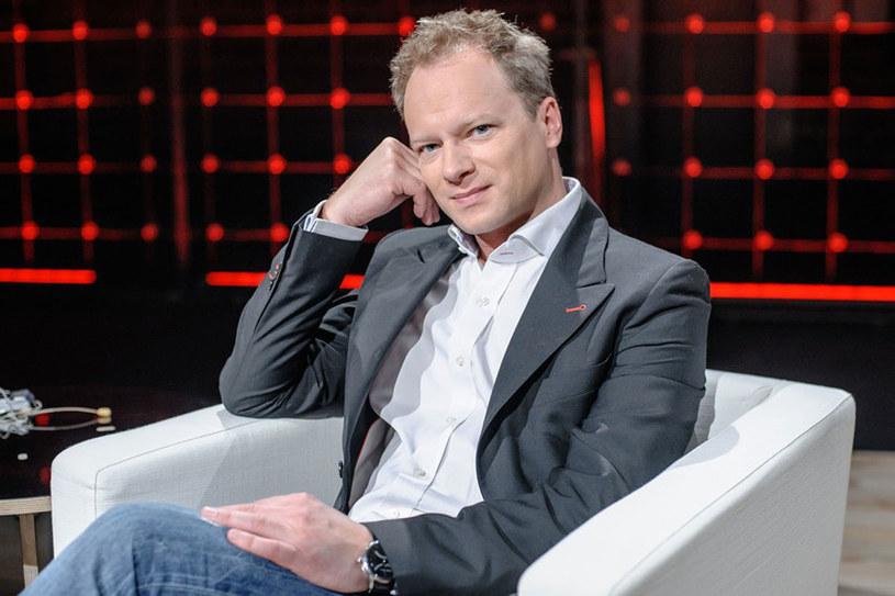 Maciej Stuhr /fot. Tomasz Urbanek /East News