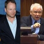 Maciej Stuhr nie przebiera w słowach! Twierdzi, że Jarosław Kaczyński jest jak narkoman!