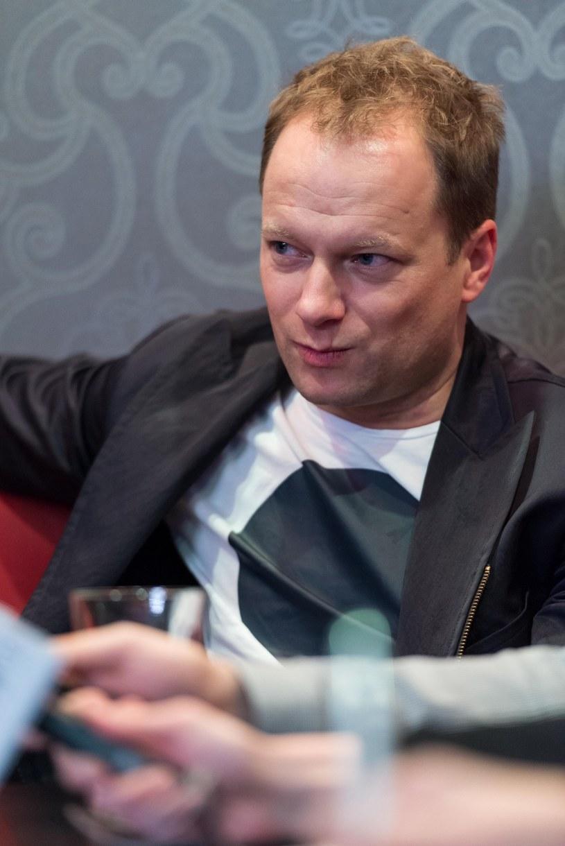 Maciej Stuhr też wyjedzie? /Staskiewicz  /East News