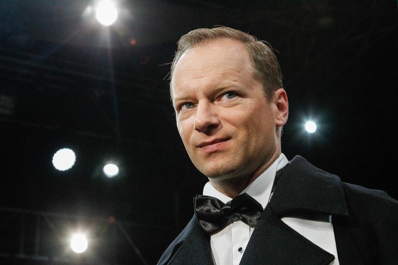 Maciej Stuhr /Krzemiński Jordan /AKPA