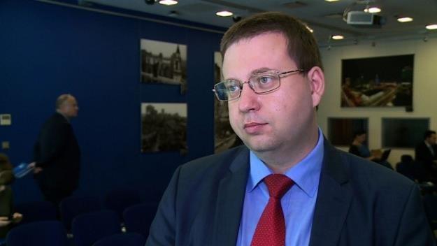 Maciej Styczyński, resort gospodarki morskiej /Newseria Biznes