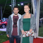 Maciej Szaciłło z nową żoną na imprezie. Widzicie tu miłość?