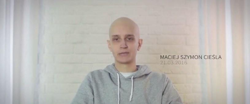 Maciej Szymon Cieśla /