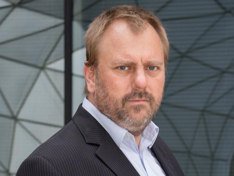 Maciej Turski, General Manager w Koch Media Poland /materiały prasowe