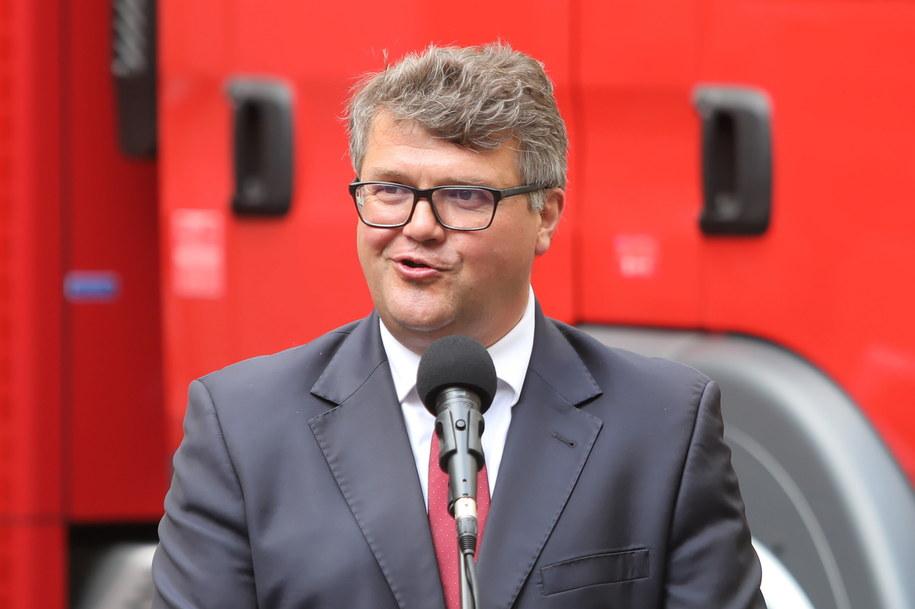 Maciej Wąsik /Wojciech Olkuśnik /PAP