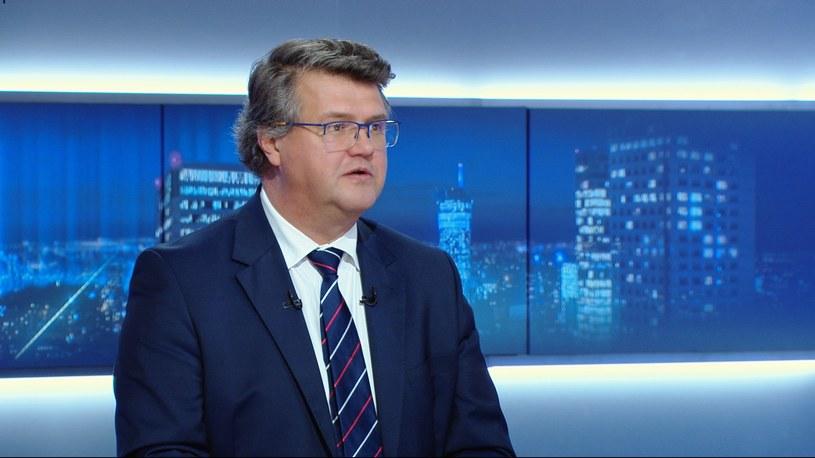 Maciej Wąsik /Polsat News