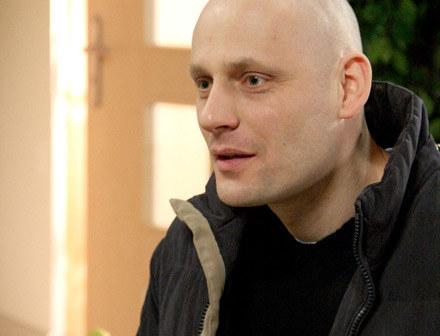 Maciej Wierzbicki zagra Juliana /TVN