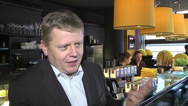 Maciej Witucki, prezes Orange Polska /Newseria Biznes