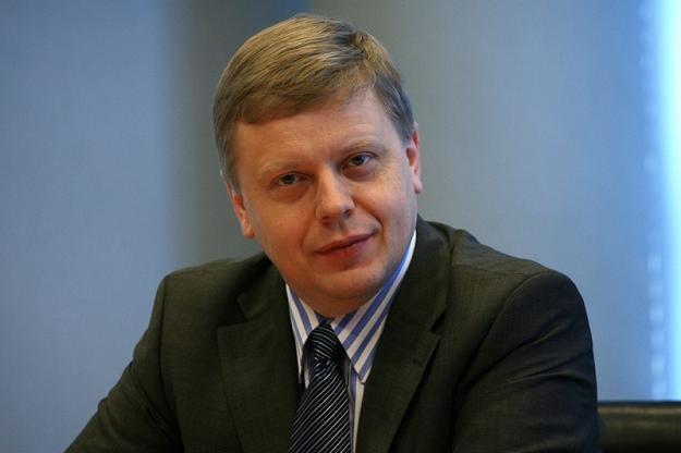 Maciej Witucki, prezes TPSA. Fot  Jacek Waszkiewicz /Reporter