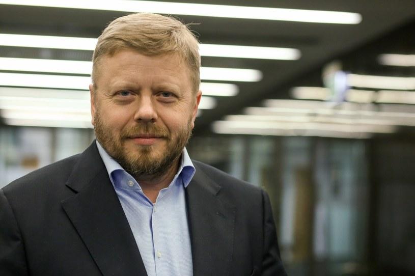 Maciej Witucki, prezydent Konfederacji Lewiatan /Agencja FORUM