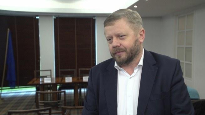 Maciej Witucki, prezydent Konfederacji Lewiatan /Newseria Biznes