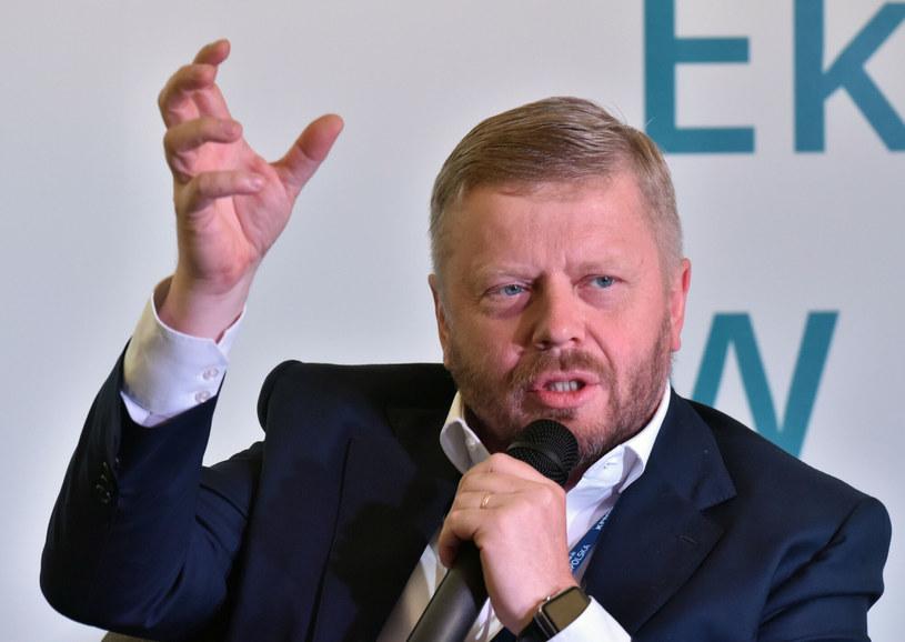 Maciej Witucki, prezydent Lewiatana /Artur Barbarowski /Agencja SE/East News