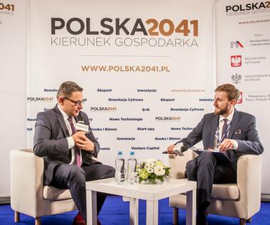 Maciej Woźniak, wiceprezes PGNiG w studiu Interii