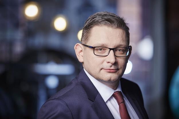 Maciej Woźniak, wiceprezes PGNiG /Informacja prasowa