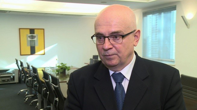 """Maciej Wroński, prezes Związku Pracodawców """"Transport i Logistyka Polska"""" /Newseria Biznes"""
