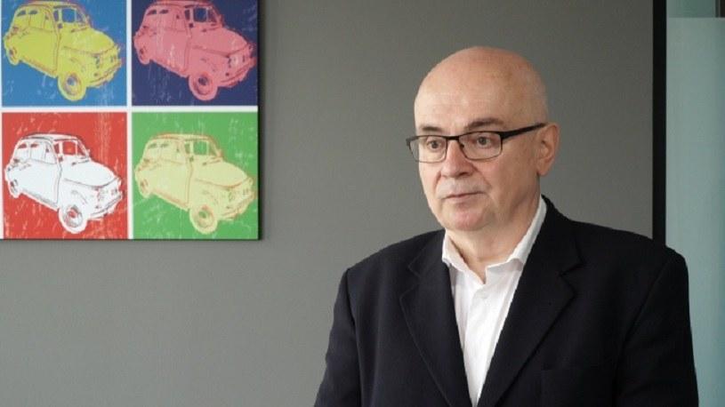 Maciej Wroński, prezes Związku Pracodawców Transport i Logistyka Polska /Newseria Biznes