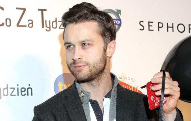Maciej Zakościelny, fot.Andras Szilagyi  /MWMedia