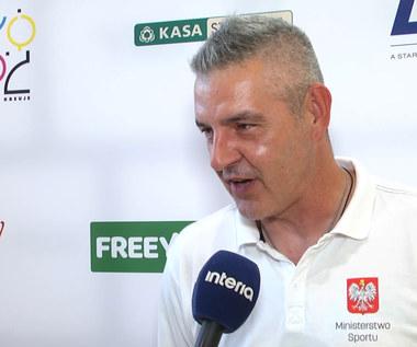 Maciej Zieliński dla Interii: To jest dziwny sezon. Wideo