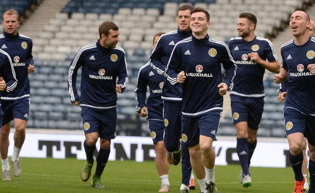 Maciej Żurawski: Szkoci potrafią grać w piłkę. Zaatakują od pierwszych minut
