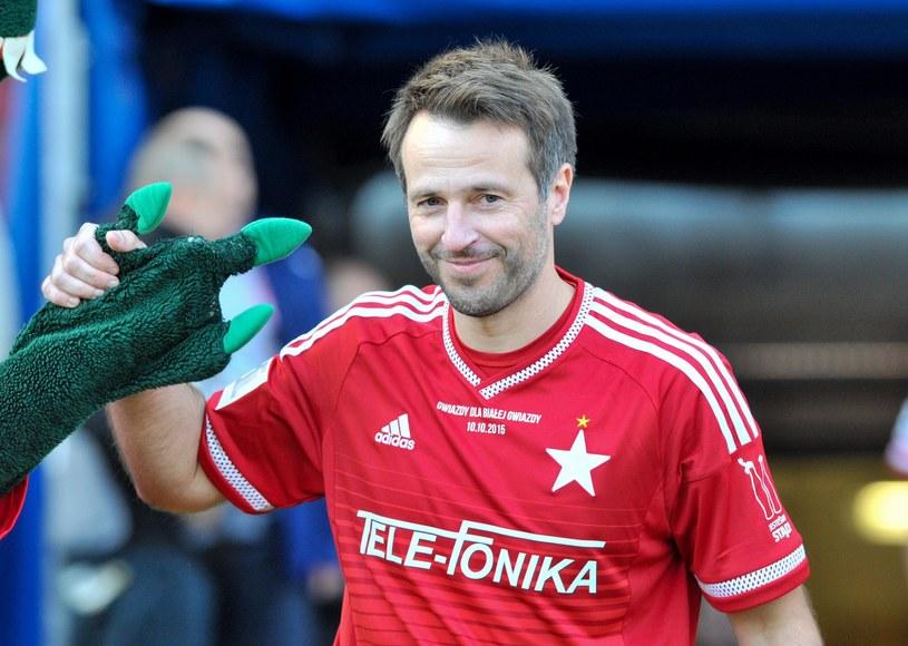 Maciej Żurawski to jedna z legend Wisły Kraków /Michał Klag /East News