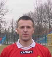 Maciej Żurawski zdobył w meczu z Polonią 20. i 21. gola w tym sezonie /INTERIA.PL