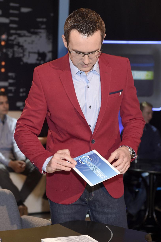 """Macieja Kurzajewskiego znów bęziemy mogli oglądać po """"Wiadomościach"""" w serwise sportowym /AKPA"""