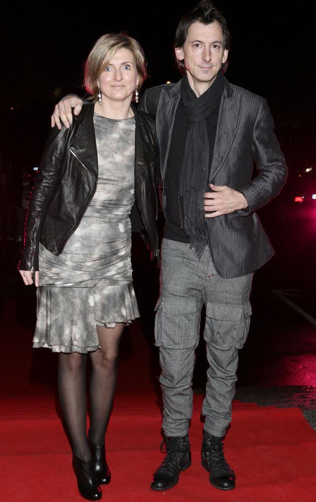 Maciek Miecznikowski z żoną, fot.Paweł Wrzecion  /MWMedia