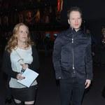 Maciek Stuhr z żoną na premierze filmu!