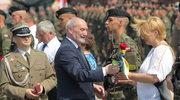 Macierewicz na przysiędze: To nowa polska armia, która obroni Polskę