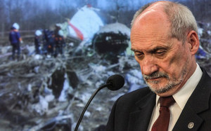 Macierewicz: Wystąpienie Laska pełne kłamstw; powiela rosyjską propagandę