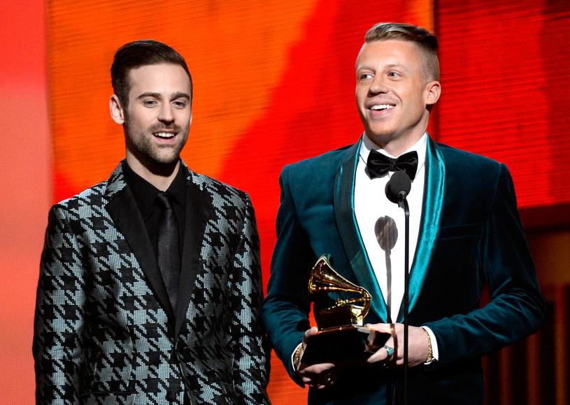 Macklemore i Ryan Lewis /Kevork Djansezian /Getty Images