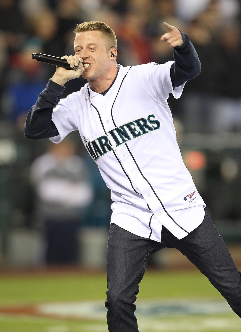 Macklemore /Otto Greule Jr;  /Getty Images