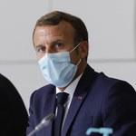 Macron: Interwencja Rosji groziłaby umiędzynarodowieniem kryzysu na Białorusi
