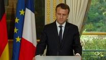 """Macron: Konieczna """"pilna"""" reforma Unii Europejskiej"""