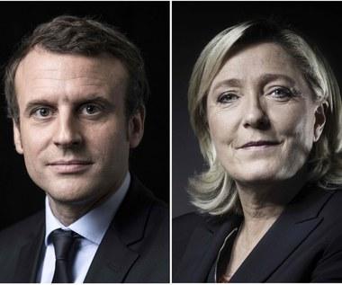 Macron kontra Le Pen, czyli gra pozorów