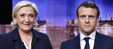 Macron kontra Le Pen. Telewizyjna debata zmieniła się w pyskówkę