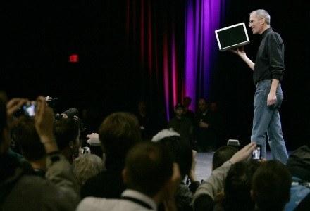 Macworld 2008. W tym roku nie było już tak bardzo różowo. /AFP