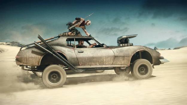 Mad Max /materiały prasowe
