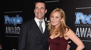 """""""Mad Men"""": Jon Hamm i Jennifer Westfeldt rozstają się po osiemnastu latach!"""