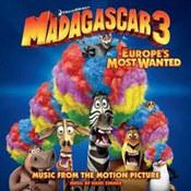 muzyka filmowa: -Madagascar 3: Europe's Most Wanted Arrive