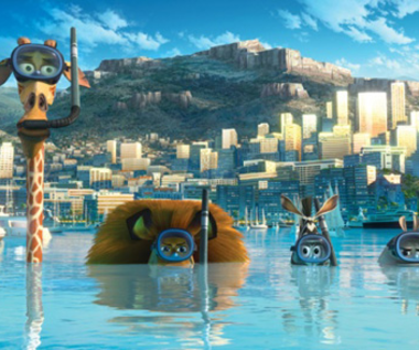 """Madagaskar 3"" [trailer]"