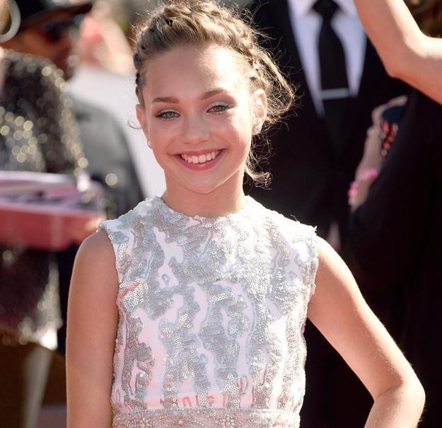 Maddie Ziegler to gwiazda teledysków Sii (fot. Kevin Winter) /Getty Images
